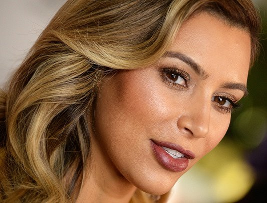 Kim Kardashianová.