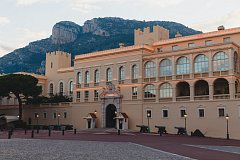 Monacký knížecí palác