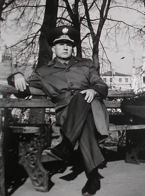 Moskva krátce po návratu z Československa.