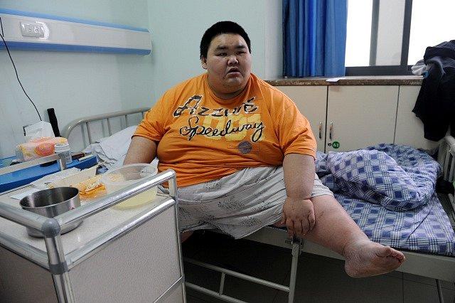 Nejtlutším Číňanem je údajně Liang Yong
