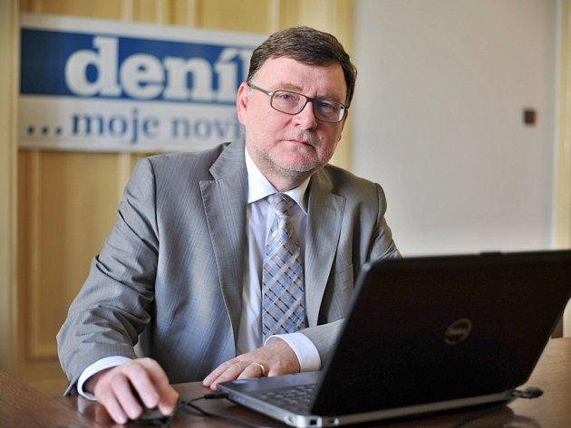 Zbyněk Stanjura věří, že ODS se časem opět dostane na vrchol, sází přitom na místní politiky a na návrat k jejím ideovým kořenům, především ochraně individuálních svobod.