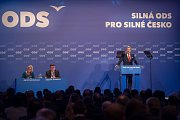 Premiér Petr Nečas a ministr průmyslu a obchodu Martin Kuba