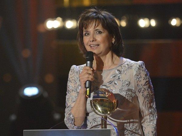 Finálový večer ankety TýTý 2012, který vpřímém přenosu vysílala Česká televize, se konal 27.dubna vpražském Vinohradském divadle. Mezi herečkami zvítězila Veronika Freimanová.