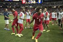 Zklamání i rozhořčení. Fotbalisté Panamy těžko rozdýchávali konec v semifinále