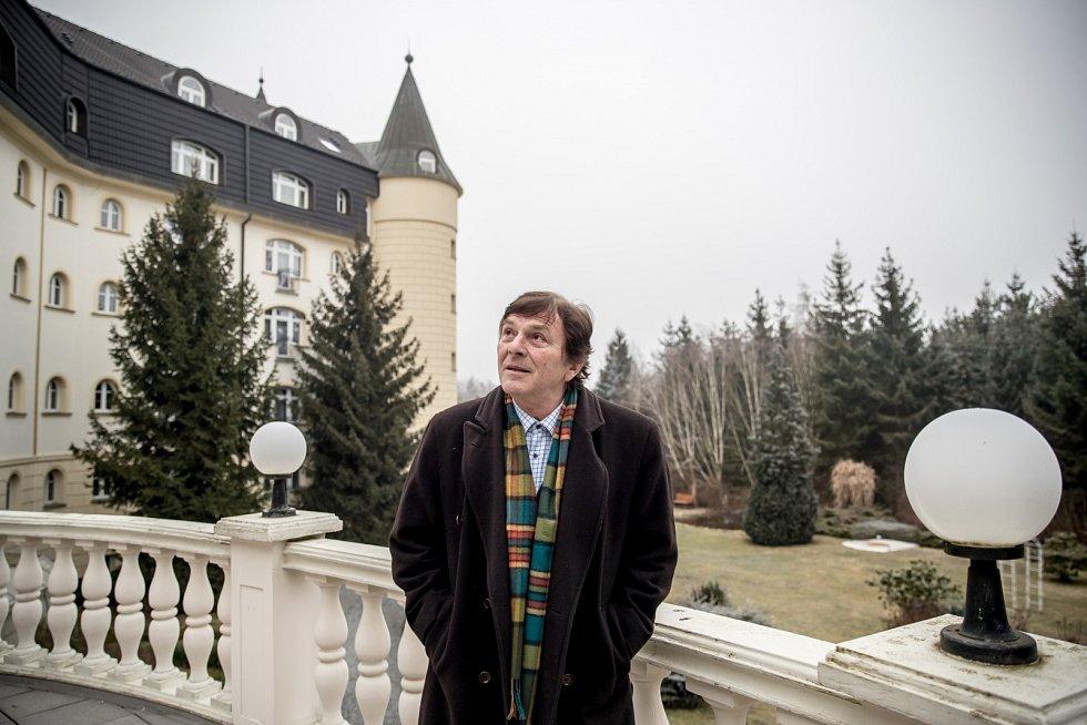 Herec Pavel Trávníček