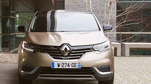 Renault Espace.