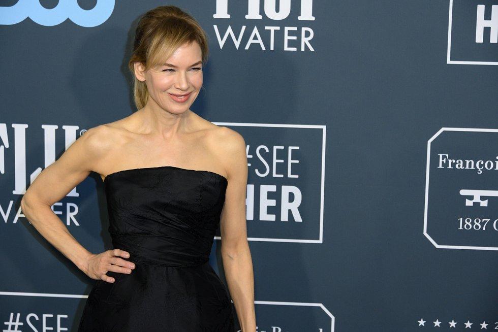 Renée Zellwegerová. Usměvavá a nezapomenutelná Bridget Jonesová patří k nejoblíbenějším a nejlaskavějším hollywoodským herečkám.