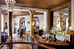 Restaurace v hotelu Nautilus v Táboře