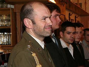 Střelec Miroslav Januš.