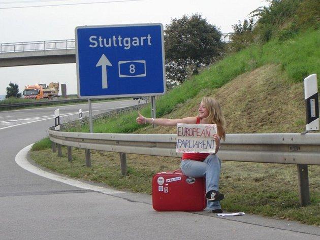 Stopaři míří do Prahy