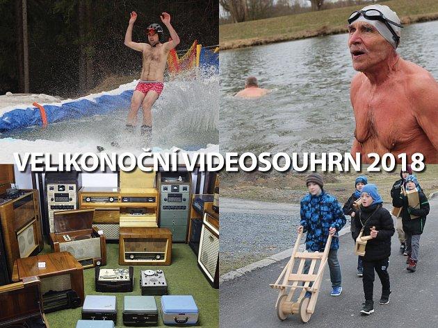 Videosouhrn 31. března až 2. dubna 2018