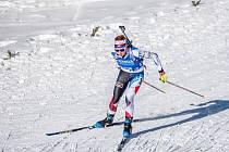 Česká šampionka Markéta Davidová se s Pokljukou rozloučila třináctým místem. Nevadilo jí to. Vždyť má zlato.
