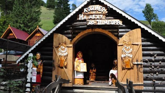 Krajinou Nikoly Šuhaje loupežníka. Zakarpatská Ukrajina