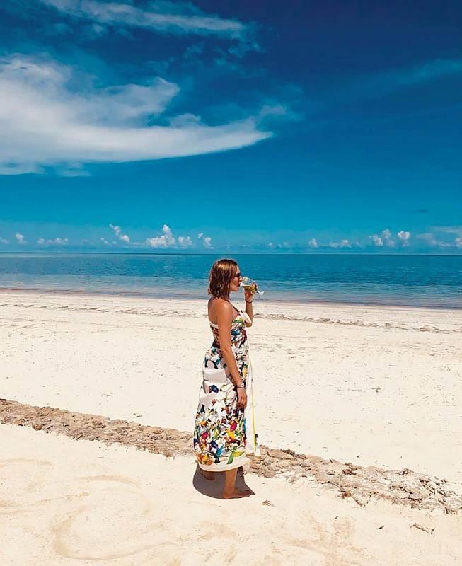 Dovolená na Zanzibaru byla nezapomenutelná.