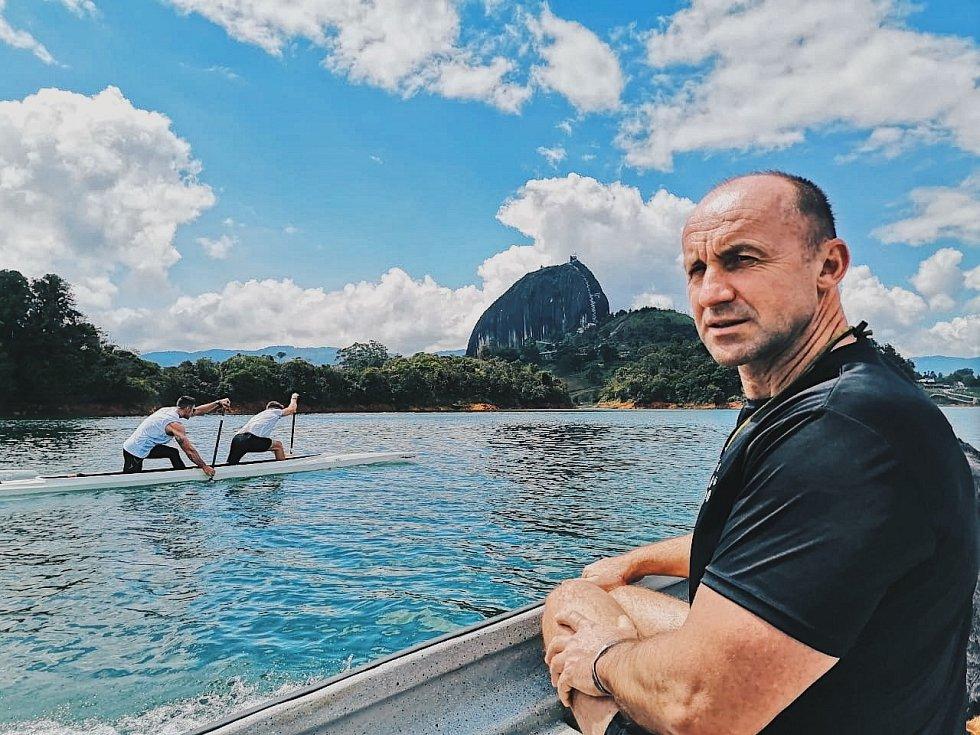 Martin Fuksa vyrazil do Kolumbie a Ameriky