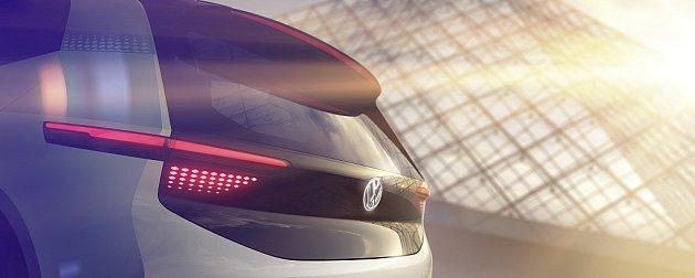 Volkswagen na autosalonu vPaříži představí koncept nového elektromobilu.