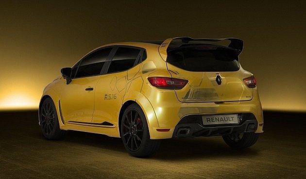Koncept Renault Clio R.S. 16.