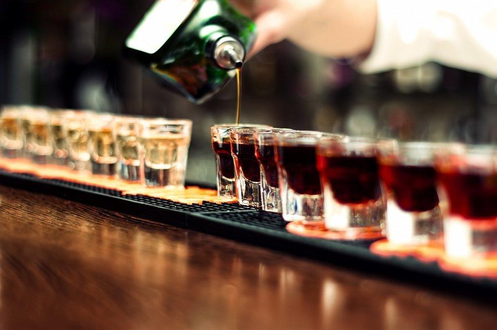 Alkohol. Ilustrační snímek