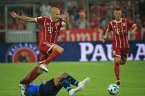 Bayern přehrál Leverkusen 3:1