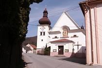 Štěpánovský kostel.