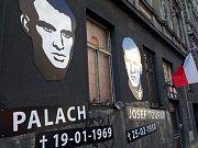 Palachovi dům ve Všetatech prodali, teď  je opuštěný.