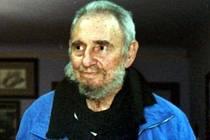 Bývalý kubánský komunistický vůdce Fidel Castro.