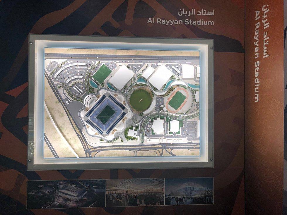 Al Rayyan Stadium.