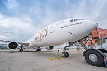 Společnost Emirates obnovila linku z Prahy do Dubaje
