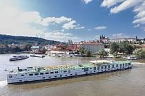 Největší česká loď Florentina