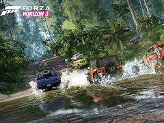 Počítačová hra Forza Horizon 3.