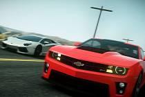 Počítačová hra Need for Speed: The Run.