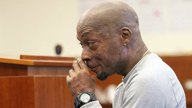 Dewayne Johnson u soudu