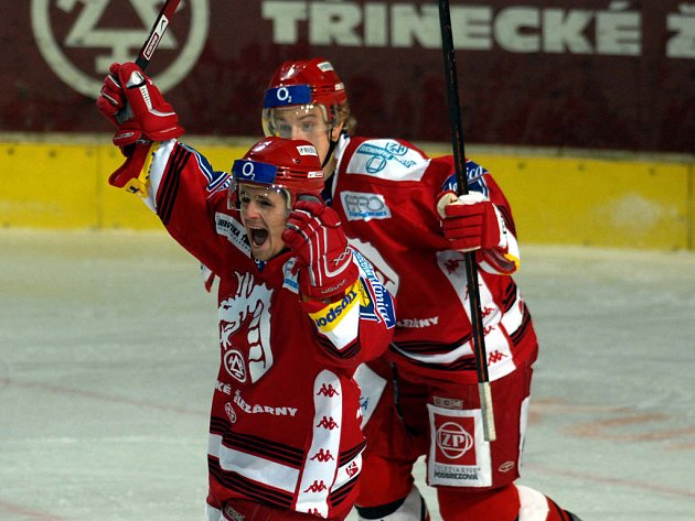 Oceláři Třinec – Sparta Praha 2:0