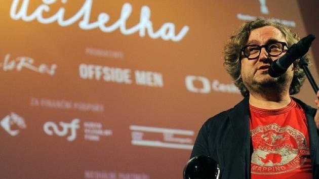 Jan Hřebejk, režisér filmu Učitelka