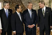 Na summitu v Japonsku jednají o potravinové krizi hlavy států skupiny G8.