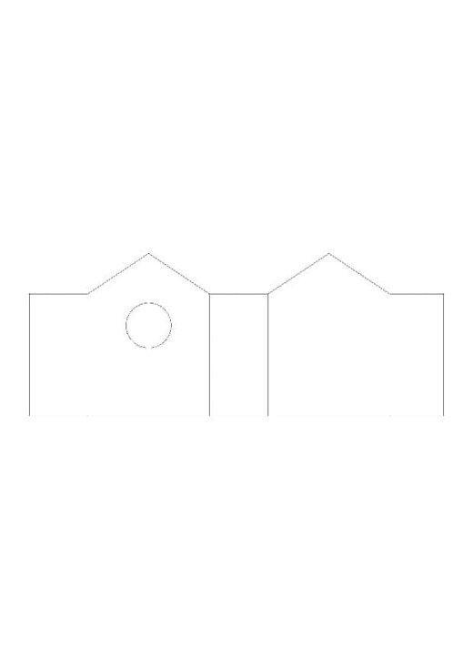 Krabička - šablona 2