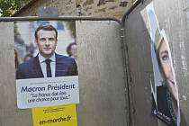 Francouzské prezidentské volby jsou také soubojem o nerozhodnuté.