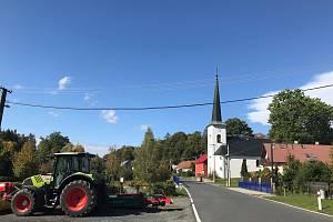 V Norberčanech dávalo lidem práci hlavně zemědělství. Státní statky zaměstnávaly stovky lidí. Dnes jsou v obci tři soukromí zemědělci.