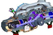 Revoluční typ úsporného motoru