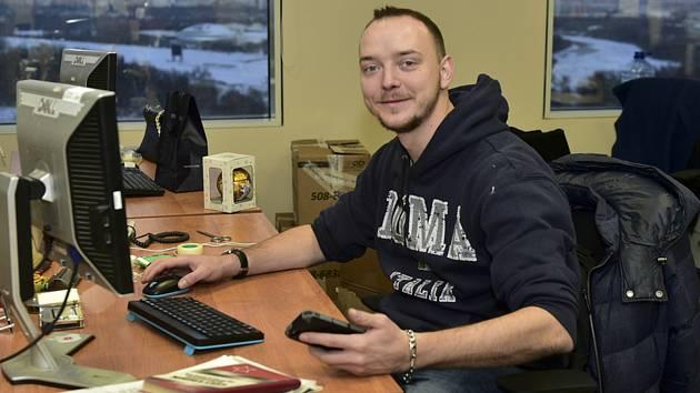 Poradce šéfa agentury Roskosmos Ivan Safronov