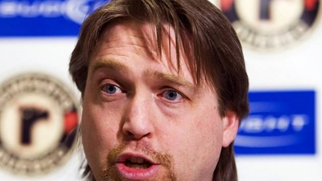Bývalý gólman a nynější trenér Patrick Roy.