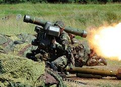 Nové raketomety pro českou armádu