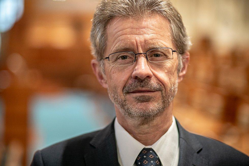Předseda Senátu Miloš Vystrčil
