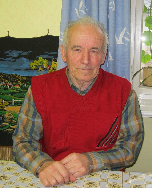 Rudolf Hadwiger, Nýznerov - leden 2010.