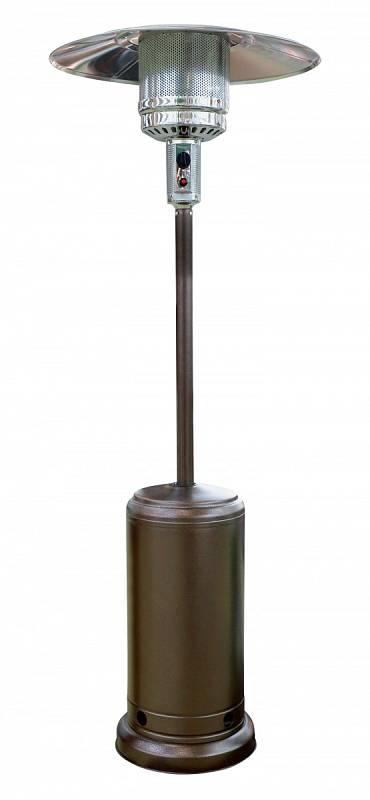 Plynové teplomety nemusejí stát jen vrestauracích. Mohou sloužit ivsoukromých zimních zahradách nebo na terasách.