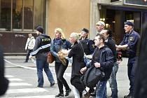 Stockholm, útok