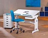 Rostoucí psací stůl BARU, MDF