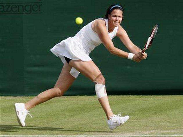 Americká tenistka Lindsay Davenportová