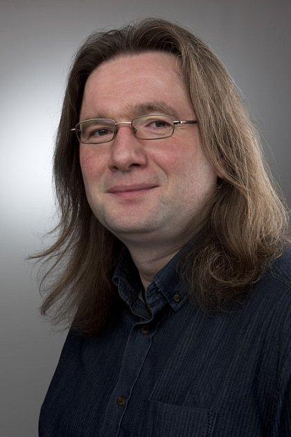 Politolog Josef Mlejnek.