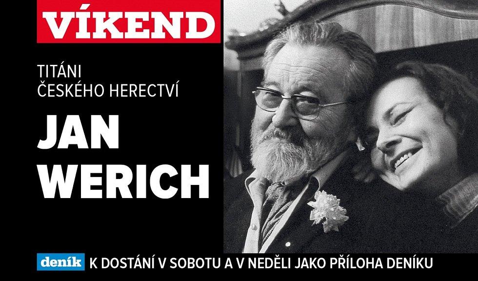 Titán českého herectví, Jan Werich